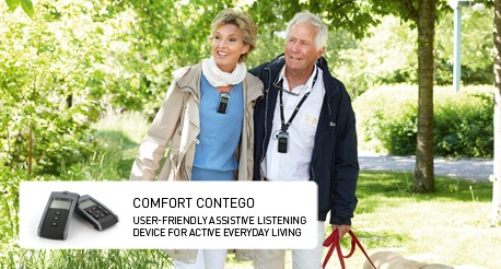 Comfort Contego Assistive Listening Device
