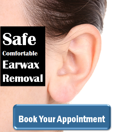Safe, comfortable & Instant earwax removal