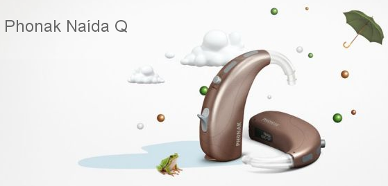Phonak Naida Q Hearing Aids