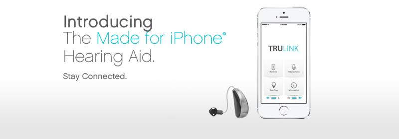 Made for iPhone hearing aids in Dublin