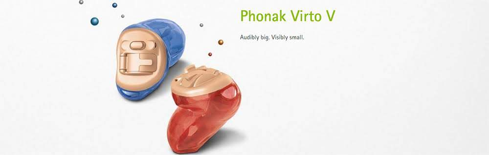 Phonak Virto V hearing aids Dublin