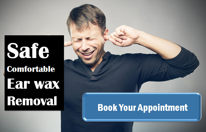 Book Your Ear Wax Removal Appointment in Dublin