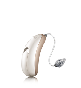 Unitron Mox-fit hearing aid